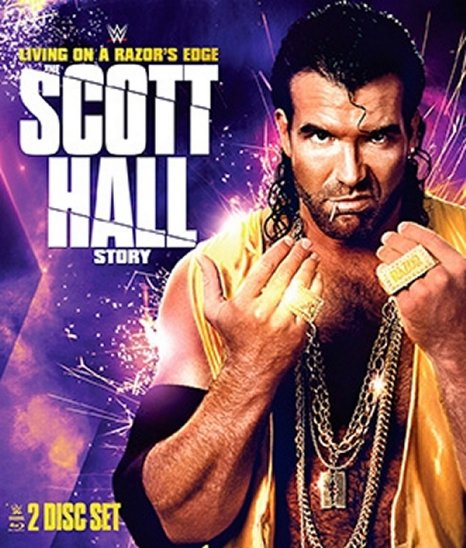 Razors Edge Scott Hall Story